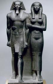 Escultura egipcia